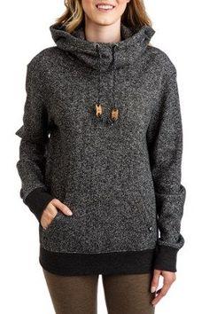 tentree Women's Banshee Fleece Hoodie