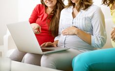Is a traditional baby shower not possible for you? Plan a virtual baby shower!