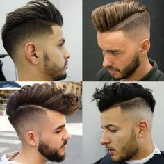 Short Sides Long Top Hairstyles with The Undercut - Ranjit Thakur - Mens Medium Length Hairstyles, Side Hairstyles, Easy Hairstyles For Long Hair, Undercut Hairstyles, Trendy Hairstyles, Short Haircuts, Undercut Men, Medium Hair Cuts, Medium Hair Styles