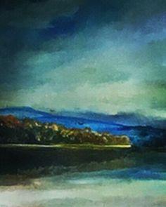 Ireland Ireland, Scene, Artwork, Artist, Painting, Work Of Art, Artists, Painting Art, Paintings
