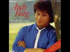 Andy Borg - Ich will nicht wissen wie Du heißt
