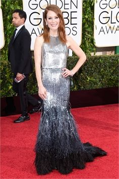 Golden Globe 2015: i look e le griffe - VanityFair.it