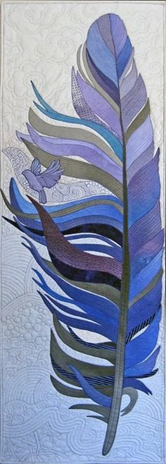 FEATHER QUILT..........PC.......Julie Haddrick - www.facebook.com/... P.s. want…