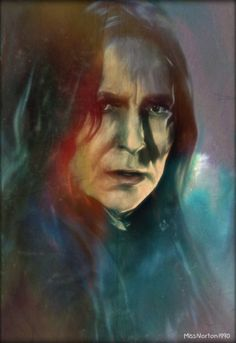 "masterseverussnape: ""Severus_ 300514 by Ibirus ""I recall thinking, 'I am lost. Never to be found certainly never to be…"