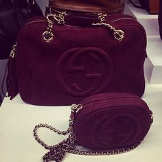 Gucci winter 2015 What a lovely bag #Gucci #Purse made by Gucci. Gucci(Gucci Watches,Gucci Wallets,Gucci Sunglasses,Gucci Shoes) http://www.outletcity.com/de/metzingen/marken-outlet-gucci/ makes very beautiful bags! I love them very much,It looks great!