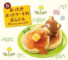 Rilakkuma Honey Sweets Set Re-Ment miniature blind box 8