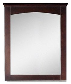 American Imaginations 24 inch W inch H Modern Plywood-Veneer Wood Mirror In Walnut Walnut Plywood, Leather Wall, Contemporary Wall Mirrors, Wood Mirror, Rectangle Shape, Brown Wood, Wall Hanger, Wood Design