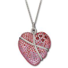 Swarovski Necklace and Roxane Long Pendant 1126833 Valentine