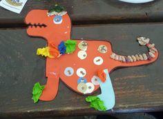 mix tra tirannosauro e brontosauro