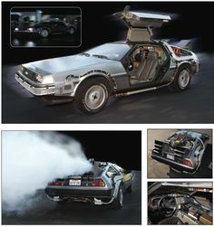 Delorean-Back to the Future