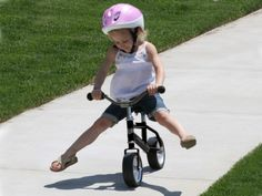 TootScoot Balance Bike - $79.95  If I had the money I'd be buying this for my littles TODAY!