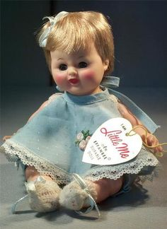 1962 Effanbee tagged Little Me doll