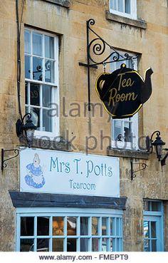 Mrs T Potts Tearoom,