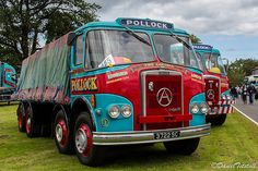Atkinson Vintage Trucks, Old Trucks, Classic Trucks, Classic Cars, Old Lorries, Train Truck, Commercial Vehicle, Cars And Motorcycles, Tractors