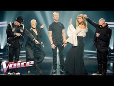 """Hello"" - Jessie J, Delta Goodrem, Ronan, Joel & Benji Madden - The Voice Australia Good Charlotte, Child Of The Universe, Jessie J, May 1, The Voice, Singing, Songs, Concert, Youtube"