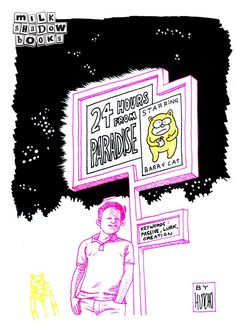 Ok, Ben Hutcho's new one, 24 Hours From Paradise is officially launching at The Naked Launch on Saturday 27th April at Red Bennies.  For more details follow the event link below...  We'll be in good company with 5 other insanely good comics being birthed by Scarlette Baccini, Matt Emery, The Phatsville Crew, and Ive Sorocuk!  https://www.facebook.com/events/168593706630100 — with Ben Hutcho.
