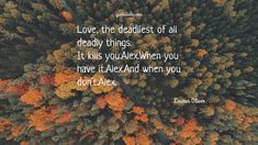 24 Alex Quotes Of Lauren Oliver
