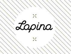 Lapina typeface