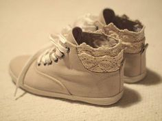 Girly footwear sneakers