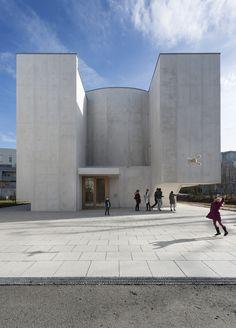Alvaro Siza's New Church of Saint-Jacques de la Lande Through the Lens of Ana Amado | Netfloor USA