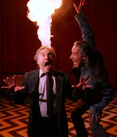 Edward Copeland's Tangents: Twin Peaks Tuesdays: Final Episode