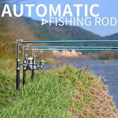 Fishing Rods River