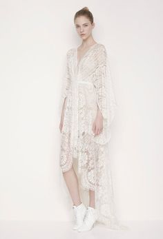 Gorgeous white lace