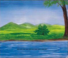 фон реки Иордан(Нееман)