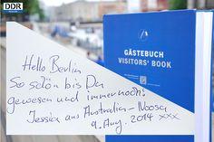 Das DDR Museum güßt Noosa, Australien!