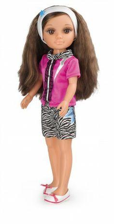 Nancy. Shopping Bags: camiseta fucsia. #Nancy #dolls #muñecas #poupeés #juguetes…