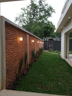 Modern Home Decor Tips To Make Any Home Look Fabulous Fence Wall Design, House Gate Design, Village House Design, House Front Design, Balcony Design, Home Building Design, Home Room Design, Brick Design, Exterior Design