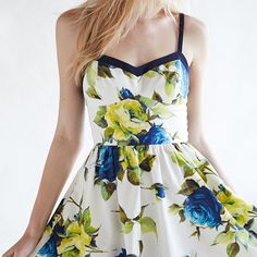 Will you accept this rose (dress)?