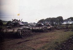 Polish Armoured Division, Kircudbright Tanks of the Armoured Regiment during exercises Crusader Tank, Crusaders, North Africa, Armed Forces, World War Ii, Ww2, Division, Poland, Tanks