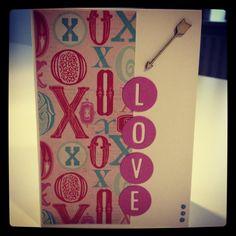 XO XO XO - cards :) love