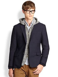 Billy Reid Lexington Blazer | Jacket, Coat and Clothing