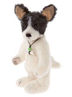 Charlie Bears Cassie Puppy Dog