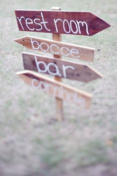 Signs by M.A.M.