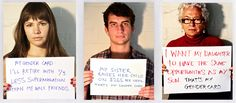 GetUp! - Play the gender card PHOTO STORY