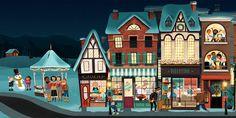 Christmas Card 2015 on Behance