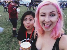 READING FESTIVAL UP ON MY BLOG: http://www.lucid-vision.com/2015/09/reading-festival-2015.html#.Vgwqlvl_Oko #reading #readingfestival #music #pinkhair #friends