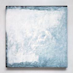 Robert Ryman / series #14 (white), 2004