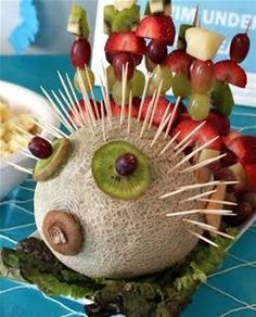 Under The Sea Party Food - Bing Images