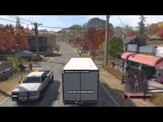 Watch Dogs - Lets Play - Take Out The Convoy