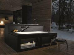 Alape : la baignoire Be yourself French Interior, Scandinavian Modern, Washroom, Bathroom Interior Design, Corner Bathtub, Windows, Home Decor, Bathtubs, Joinery