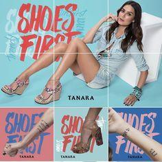 @thailaayala deixa nosso Instagram muito mais lindo. Faltam 16 dias para o lançamento oficial da campanha Shoes First!  #thailaayala #thailaparatanara #tanarabrasil