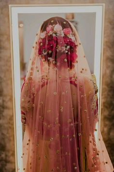 Appearance of a bride  is perfect ! From any direction