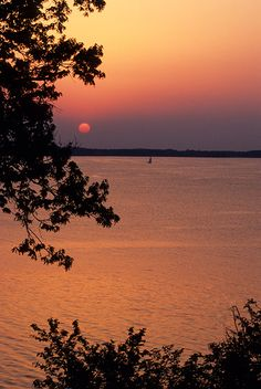 kentucky scenic photos | Kentucky, Kentucky Lake, sunset scenic, sunset,Land Between the Lakes ...