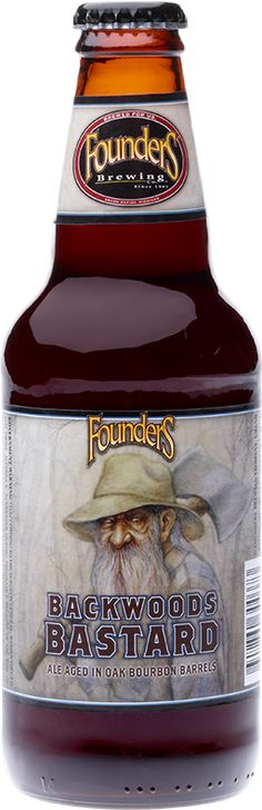 Backwoods Bastard by Founders Brewing
