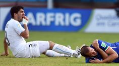 BRASIL 2014. FIFA suspende a Luis Suárez por 9 partidos y se pierde resto del Mundial http://hbanoticias.com/9966