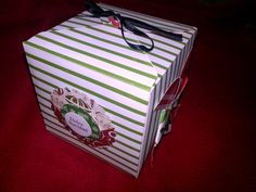 Regalos de Navidad #wrapping #christmas #packaging #scrapbooking Christmas, Christmas Presents, Crates, Yule, Xmas, Christmas Movies, Noel, Natural Christmas, Natal
